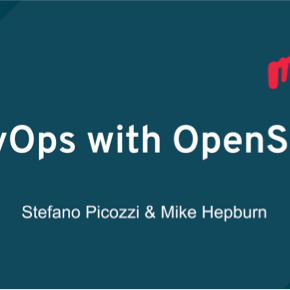 DevOps with OpenShift – Presentation Deck – ANZ OpenShift Meetups